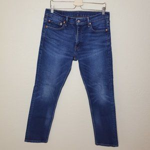 Levi's 511 Slim Fit Jeans Blue Size 33 x 30